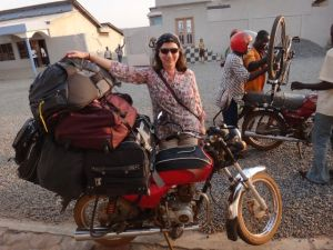 Zems can transport anything--even massive amounts of shoes and a bike!